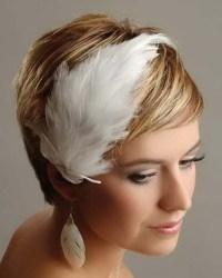10+ Wedding Hairstyles 2014 for Short Hair - PoPular Haircuts