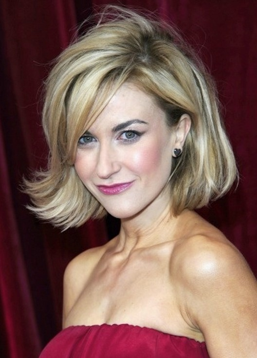 Long Bob Haircuts With Bangs 2014 Cute Hairstyles For Short Hair Bob Haircut Popular