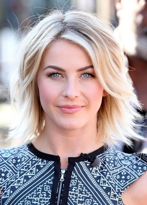 Bob Cut Haircuts 2014 Julianne Hough Short Hair Styles Cute Layered