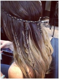15 Cute Hairstyles with Braids - PoPular Haircuts