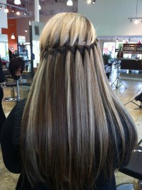 10 Best Waterfall Braids: Hairstyle Ideas for Long Hair ...