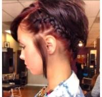 10 Braided Hairstyles for Short Hair - PoPular Haircuts