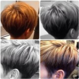 Hairstyles Short Hair Colors
