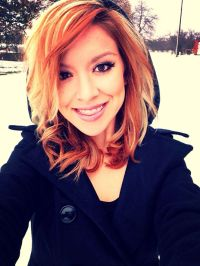 Hair Color Ideas With Red And Blonde Highlights - Hairs ...