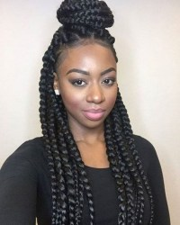12 Pretty African American Braided Hairstyles - PoPular ...