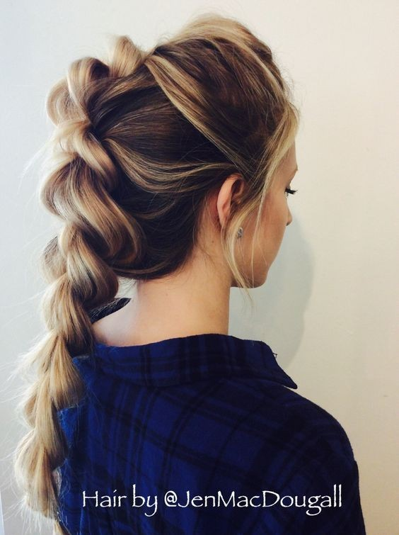 Stylish Hairstyle For Short Hair 10 Cute Braided Hairstyle Ideas Stylish Long Hairstyles 2020