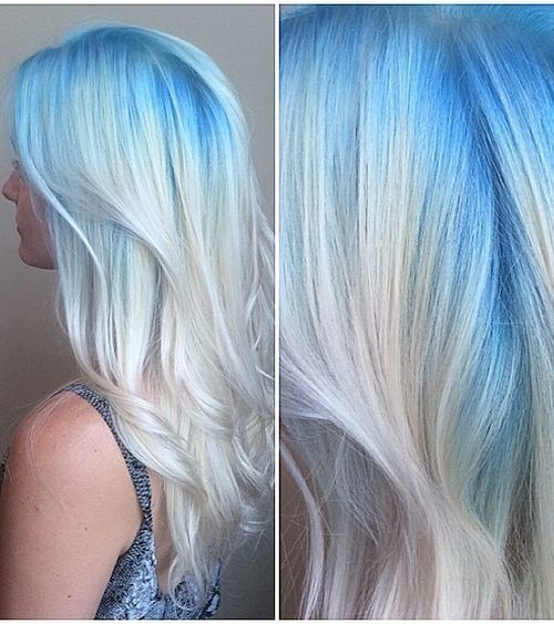 10 pretty pastel hair color ideas with blonde silver purple and 10 pretty pastel hair color ideas with blonde silver purple and pink highlights pmusecretfo Gallery