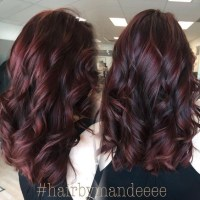 Burgundy Curly Hair Curls For Days Pinterest Beautiful ...
