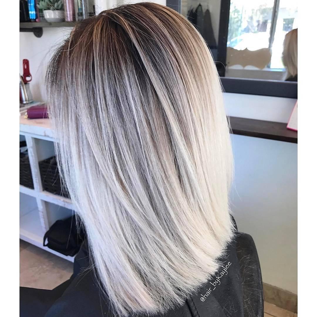 Blonde Balayage Hair Ideas | Blonde Balayage Highlights Beauty Hair ...