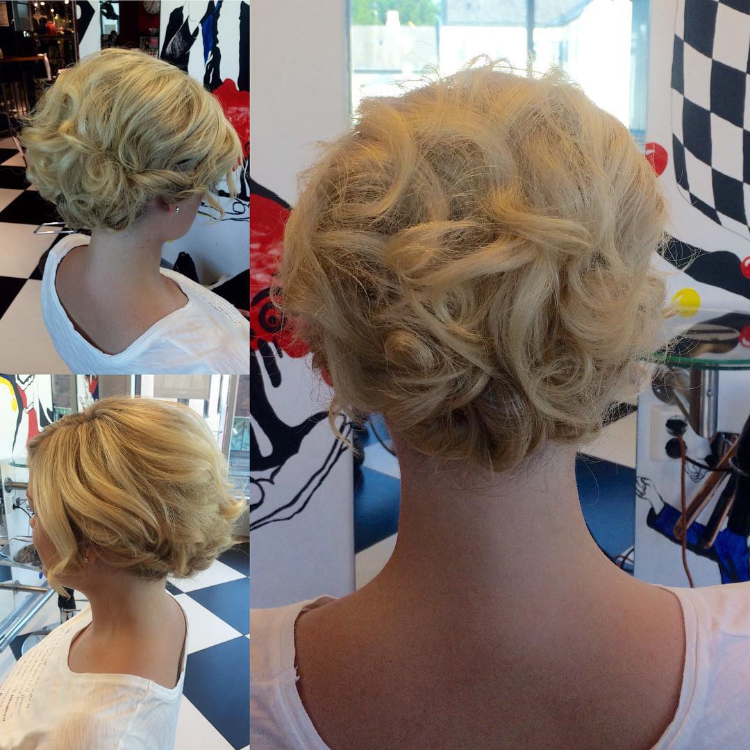 Salon Hairstyles For Short Hair 20 Gorgeous Prom Hairstyle Designs For Short Hair Prom Hairstyles