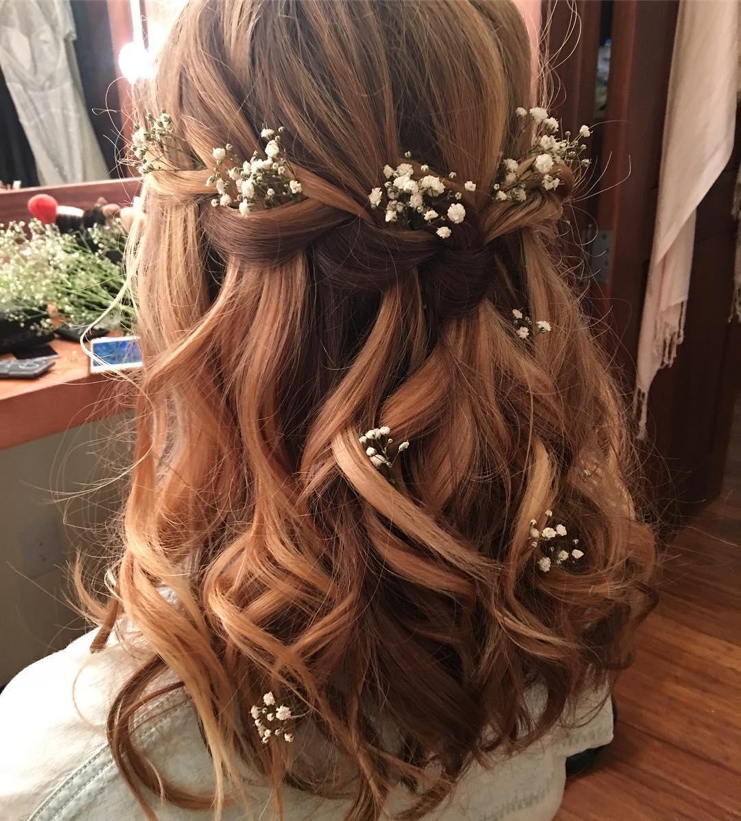 10 Lavish Wedding Hairstyles for Long Hair