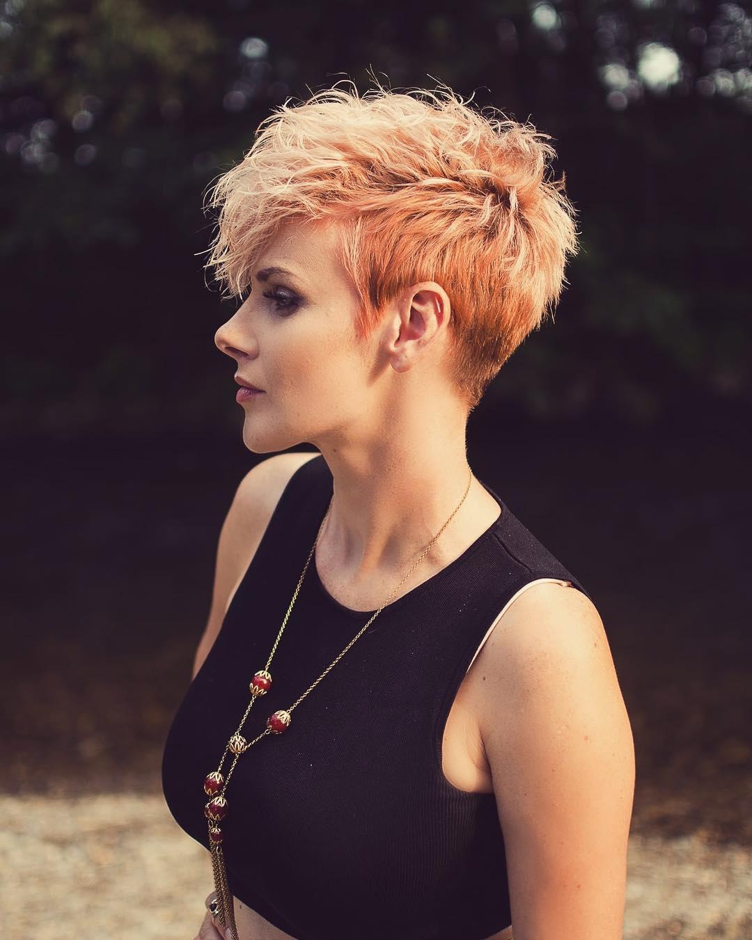Stylish Hairstyle For Short Hair 10 Peppy Pixie Cuts Boy Cuts Girlie Cuts To Inspire 2019