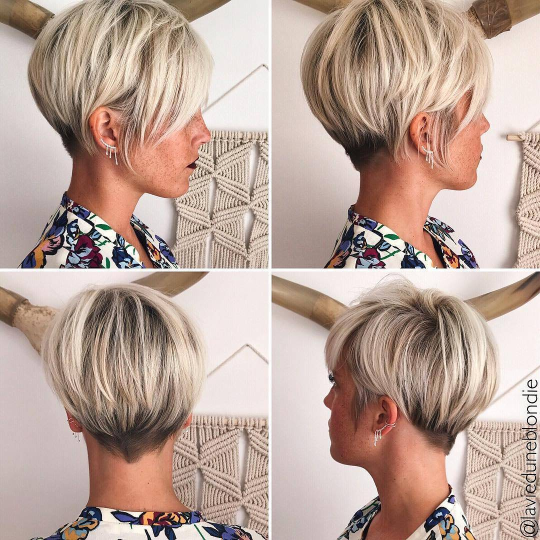 Haircuts Hairstyles 10 Latest Pixie Haircut For Women 2019 Short Haircut Ideas With