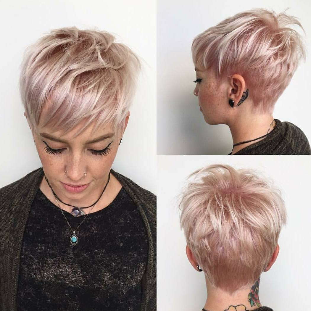 Frisuren 50 Plus 10 Highly Stylish Short Hairstyle For Women 2019