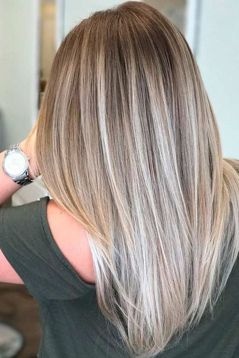 Balayage Glatte Haare 10 Balayage Hair Styles For Medium Length Hair 2019