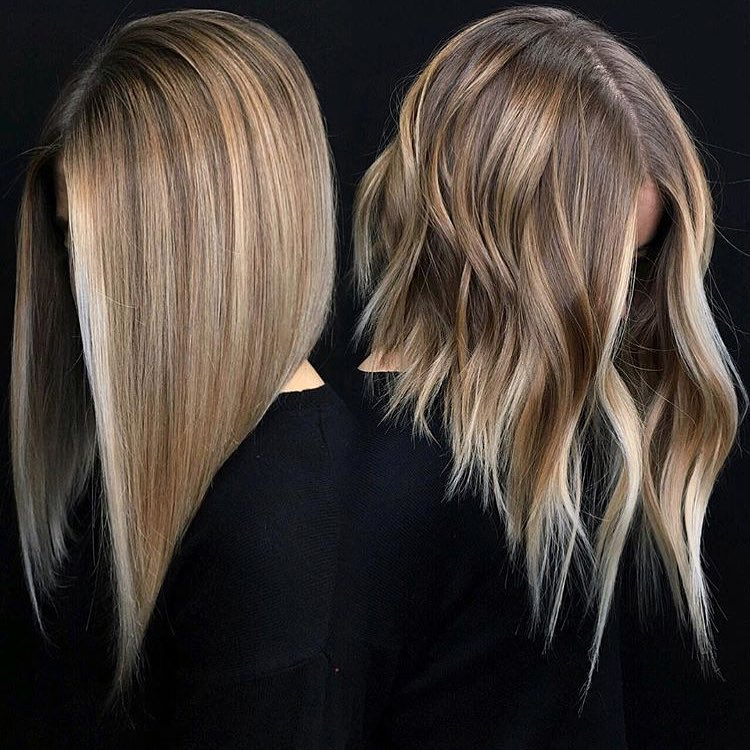 Haircut For Fine Mid Length Hair 10 Wavy Haircuts For Medium Length Hair 2020