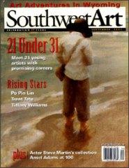 2001 Southwest Art
