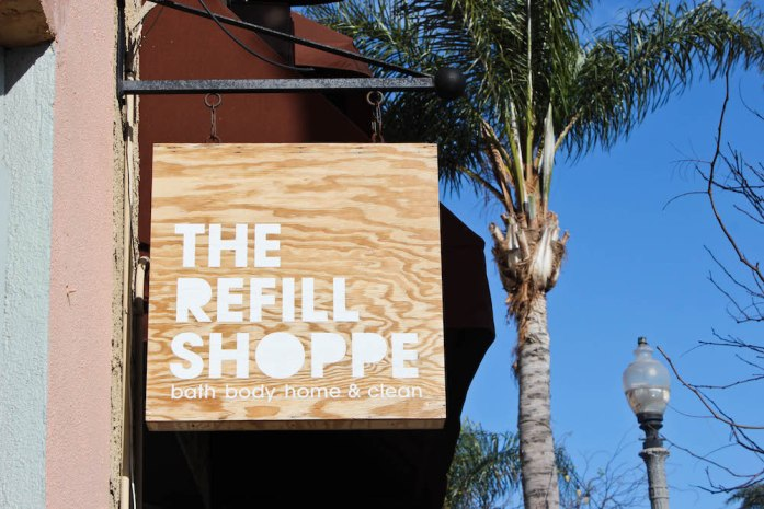 California Road Trip Refill Shoppe