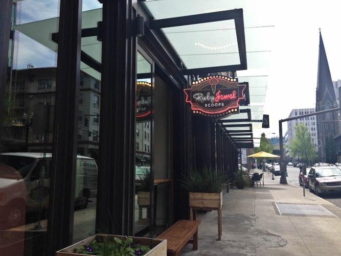Downtown Portland Ruby Jewel's