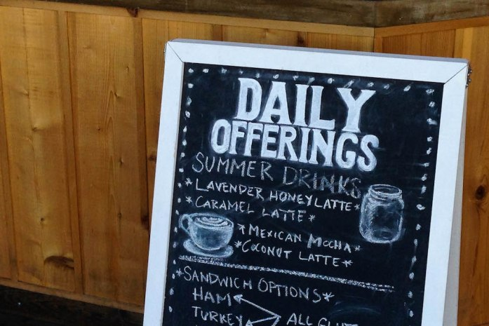 Daily Offerings Coffee Lexington