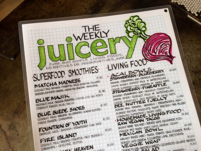 Weekly Juicery Lexington