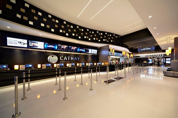 Cathay Cineplex Jem is the largest multiplex in the western region of Singapore