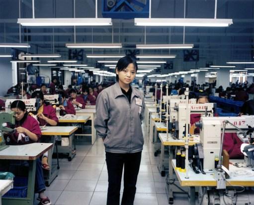 "Photo: Polly Braden (""Made in China, 2003)"
