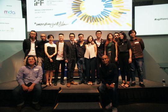 26th Singapore International Film Festival