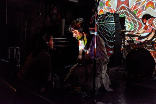 Image credit: Ilana Millner (shot at Mercury Lounge)