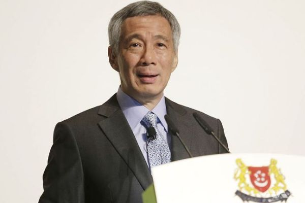 Lee Hsien Loong: Feeling Faint At National Day Rally
