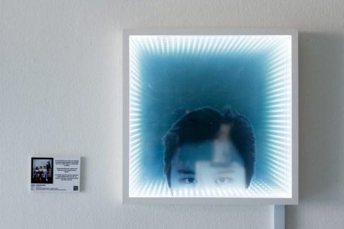 Reflection as Self Portrait by Pang Poi Pang