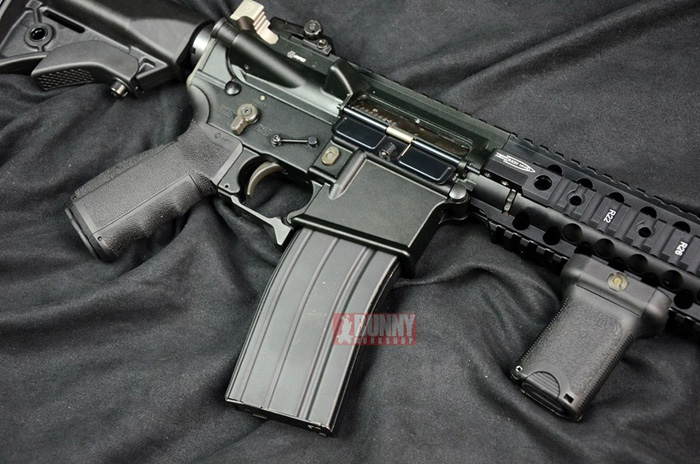 Airsoft Gun M4 Bunny Custom Aac M4 Compact Gbb Rifle | Popular Airsoft