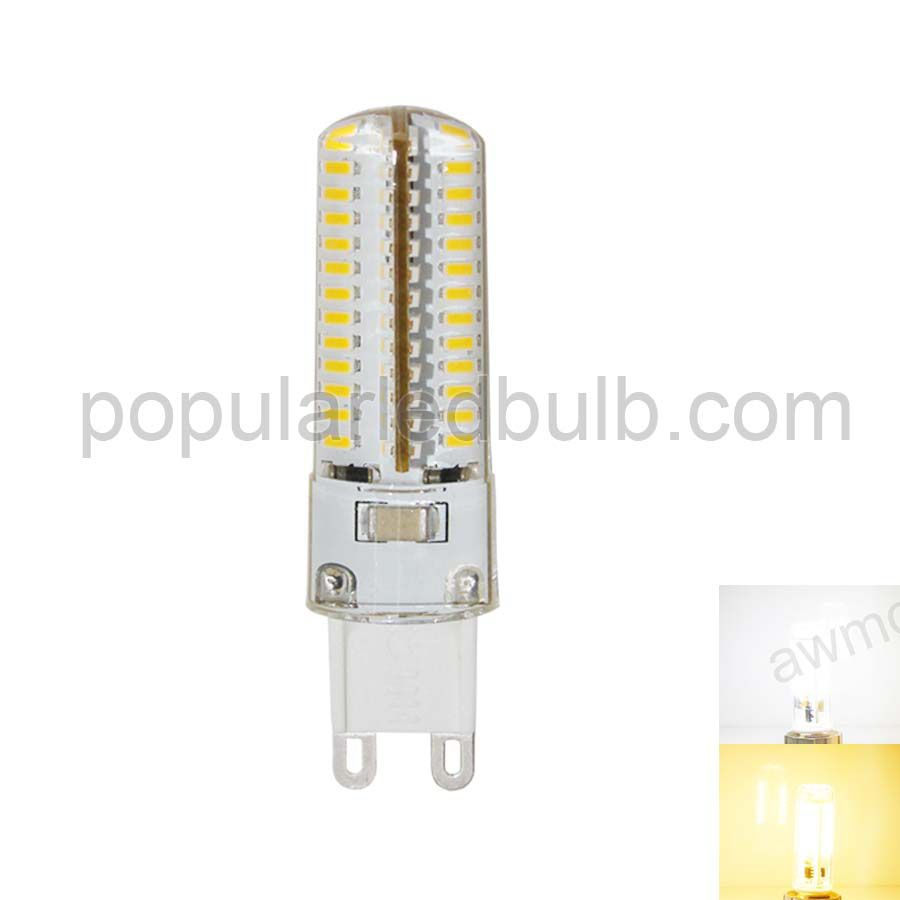 Led G9 5w G9 Led Bulbs Ac 230v G9 Led 5w 280 32lm 3000k Led 3014 Smd Light