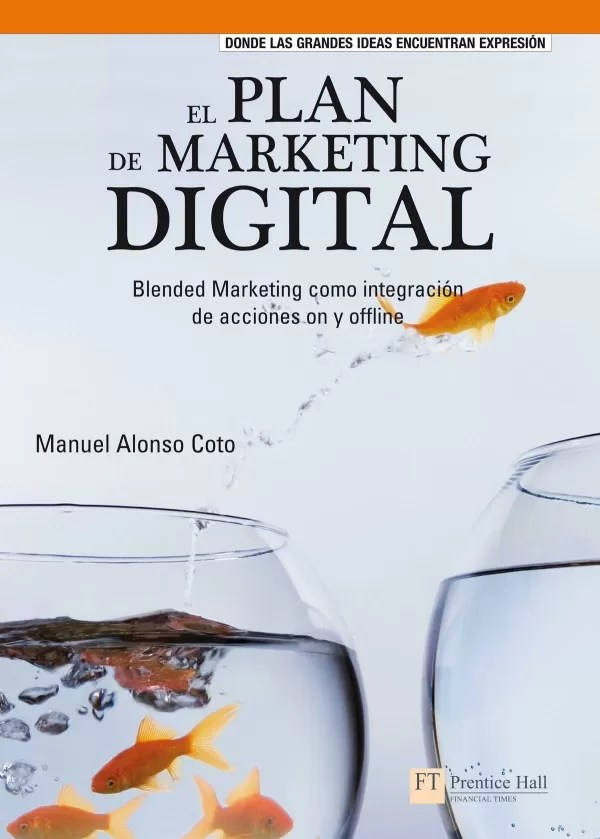Libros Digital El Plan De Marketing Digital Blended Marketing Como