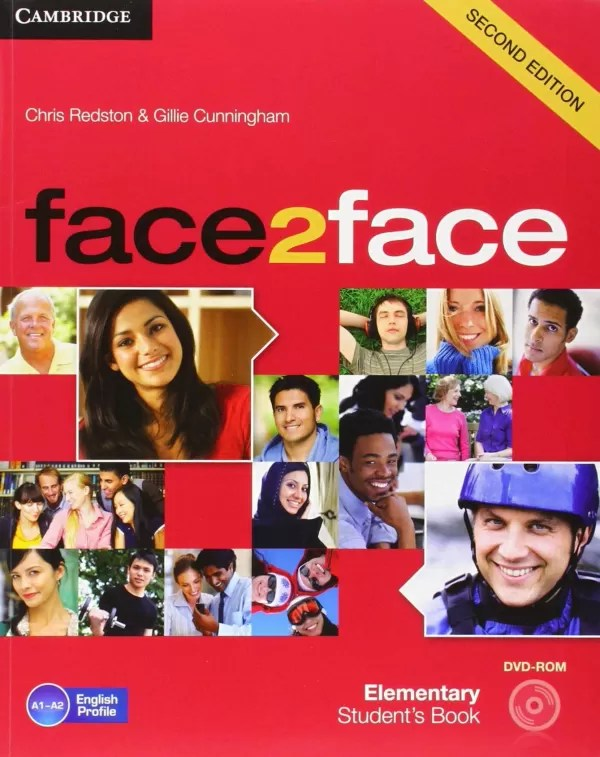 Comprar Libros De Texto Ingles Face 2 Face Elementary Second Edition Student 39s Book 43 Cd