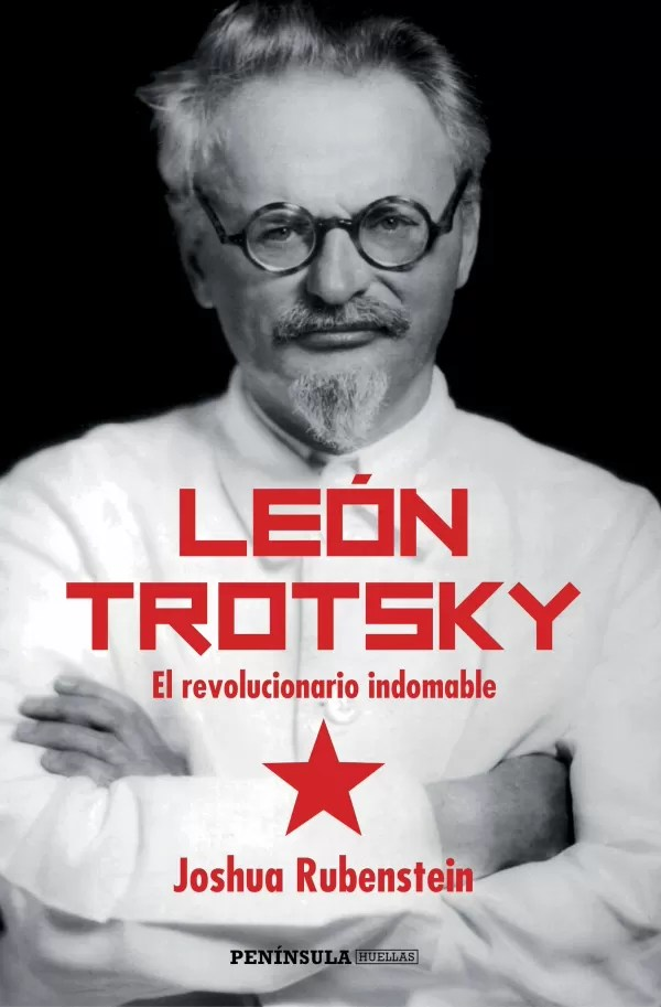 Indomable Libro LeÓn Trotsky El Revolucionario Indomable