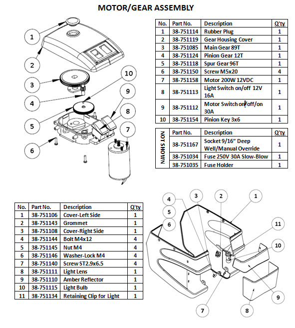 electric tongue jack switch wiring diagram