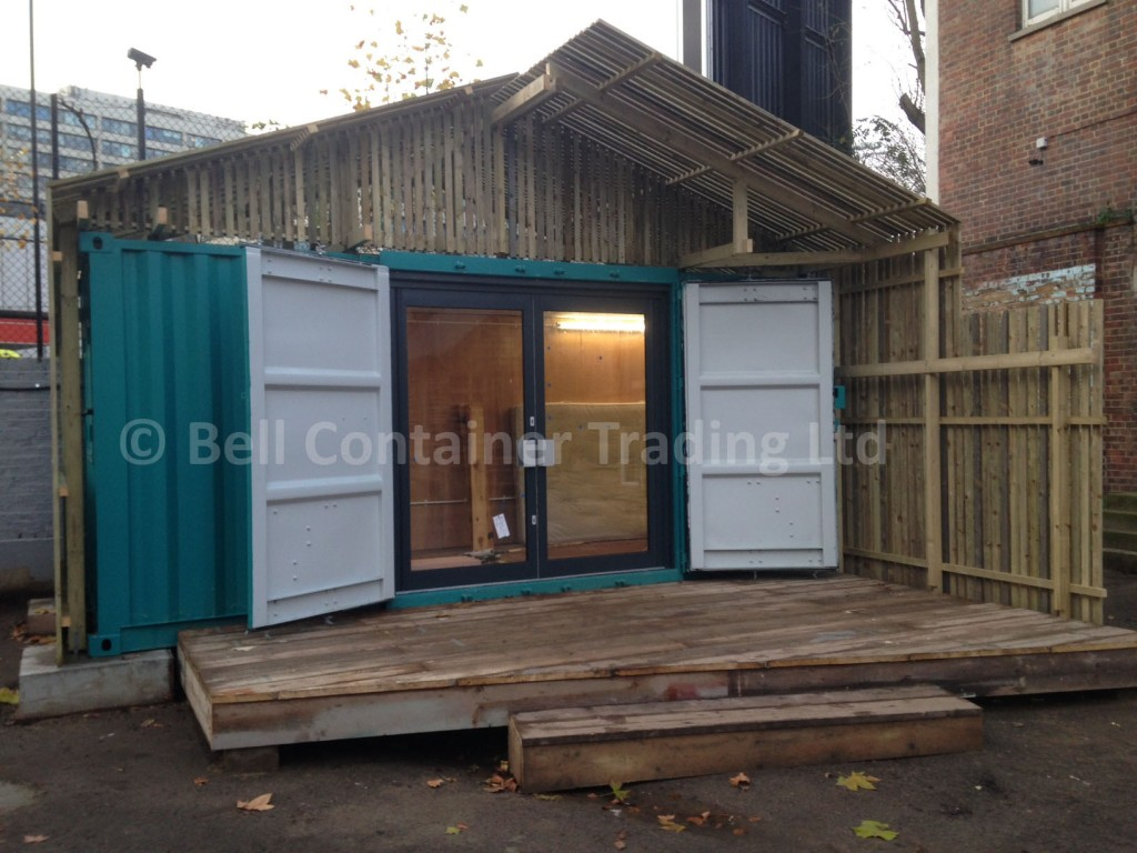 Container Haus London Nez