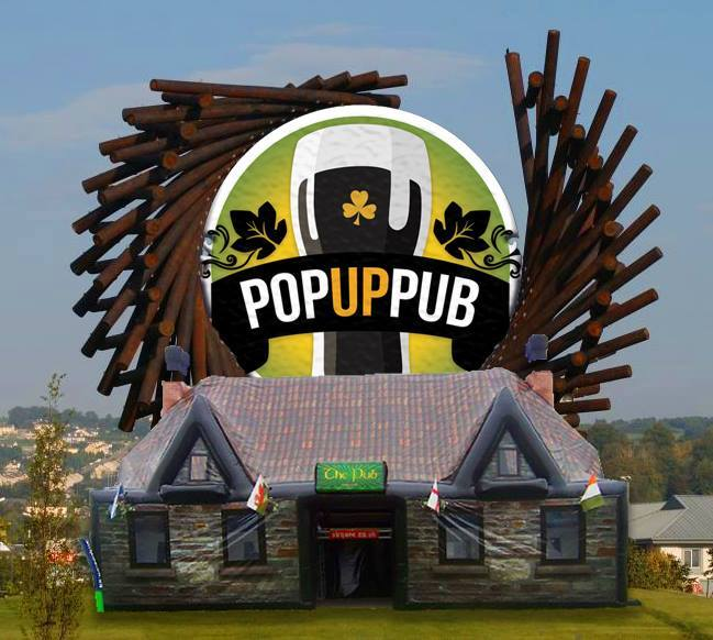 Pop Up Pub Polestar
