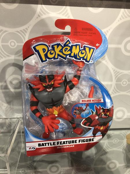 Pokemon Games Toy Fair Highlight: Pokemon At Wicked Cool Toys