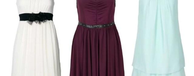 Sukienki na ramiączkach - jak dopasować do sylwetki?