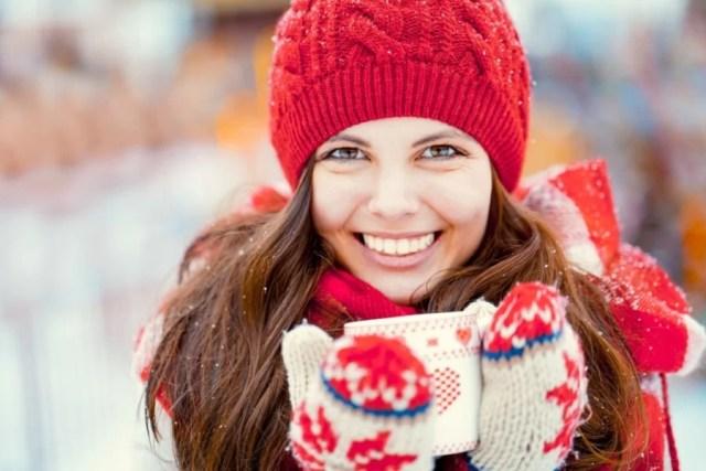 Zimowa twarz ci nie grozi! Na co uważać, kiedy mróz przyciśnie?