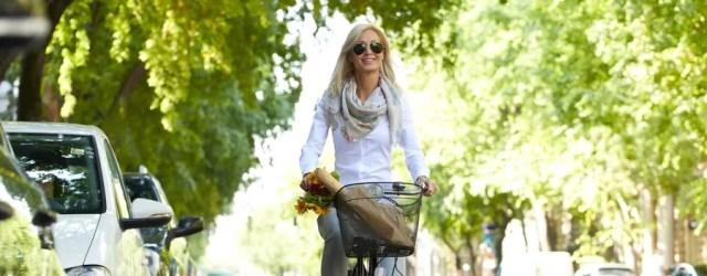 Jak poruszać się rowerem w miejskiej dżungli?