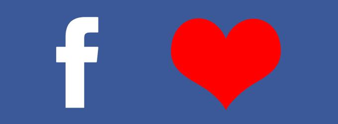 Serce na FB. Jak zrobić czerwone serduszko na Facebooku