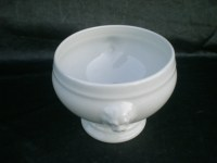 lion`s head soup bowl - The online store of white ...
