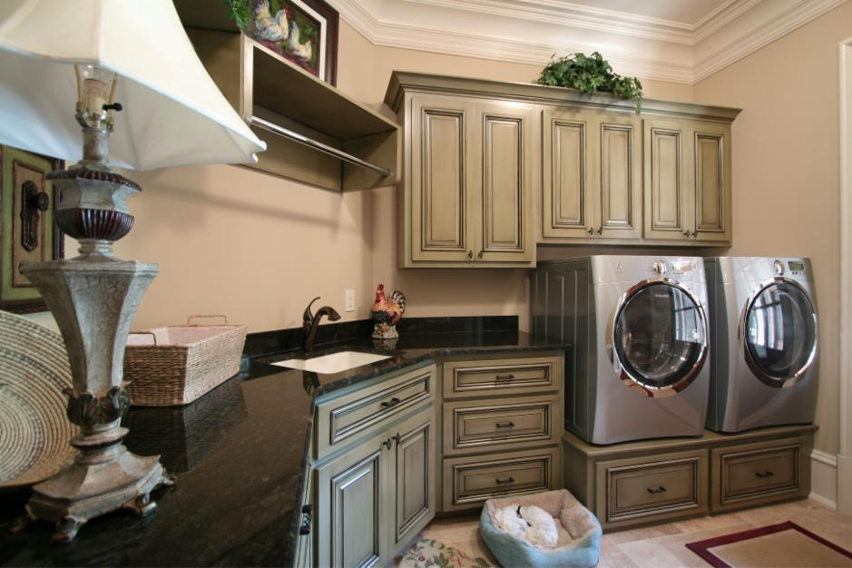 Diy Vs Hiring A Pro Laundry Room Remodel