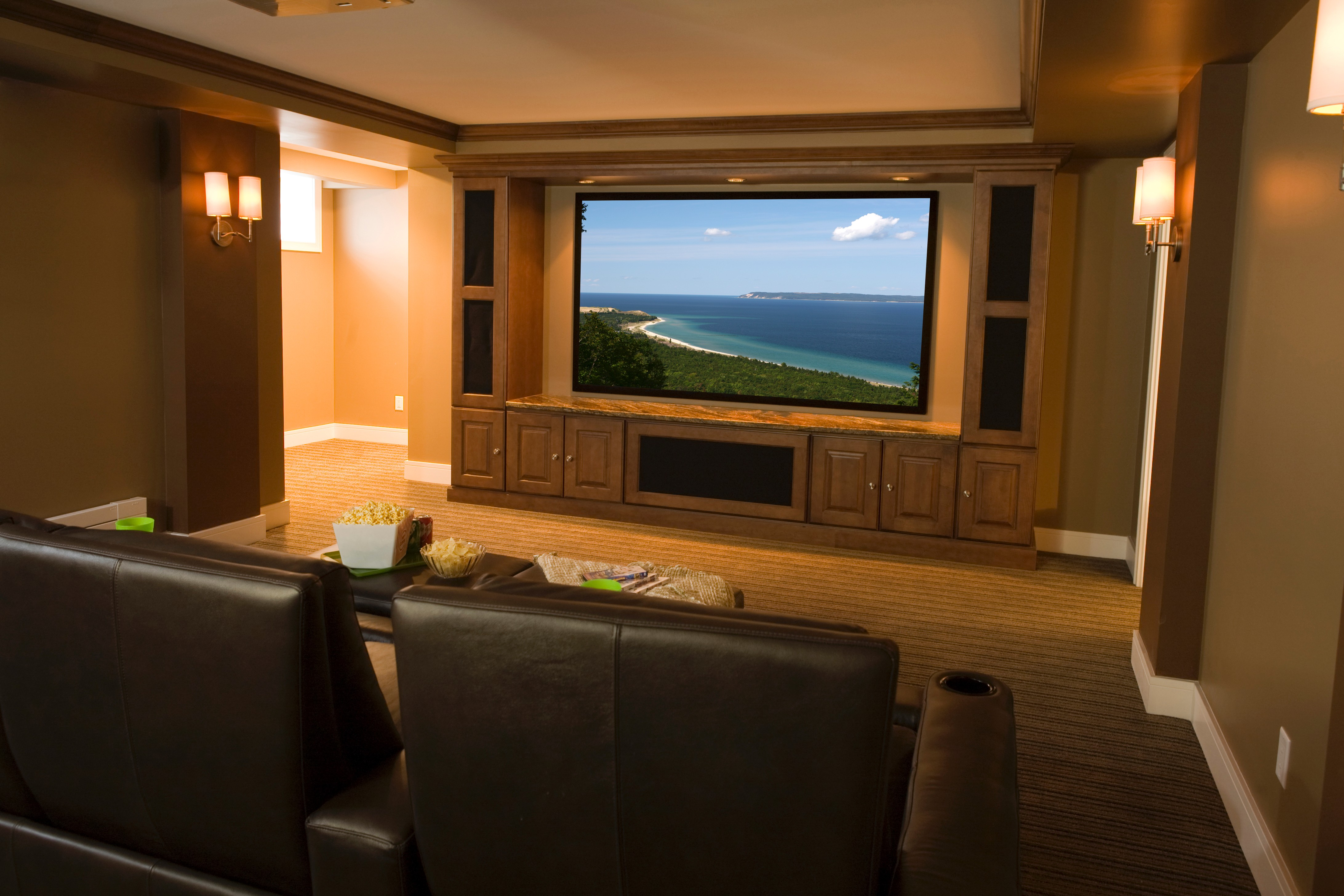11 Ultra Luxe Home Movie Theaters You Have To See To Believe