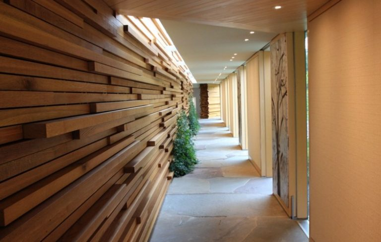 How should i decorate my long narrow hallway porch advice