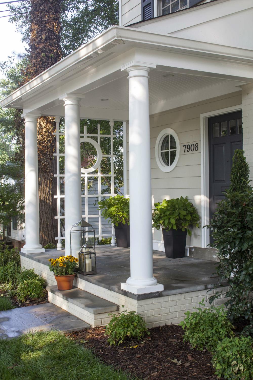 Sparkling Maximum Curb Appeal Porch Advice Landscape Front Porch Area Wentworth Inc Ways To Landscape outdoor Landscape In Front Of Porch
