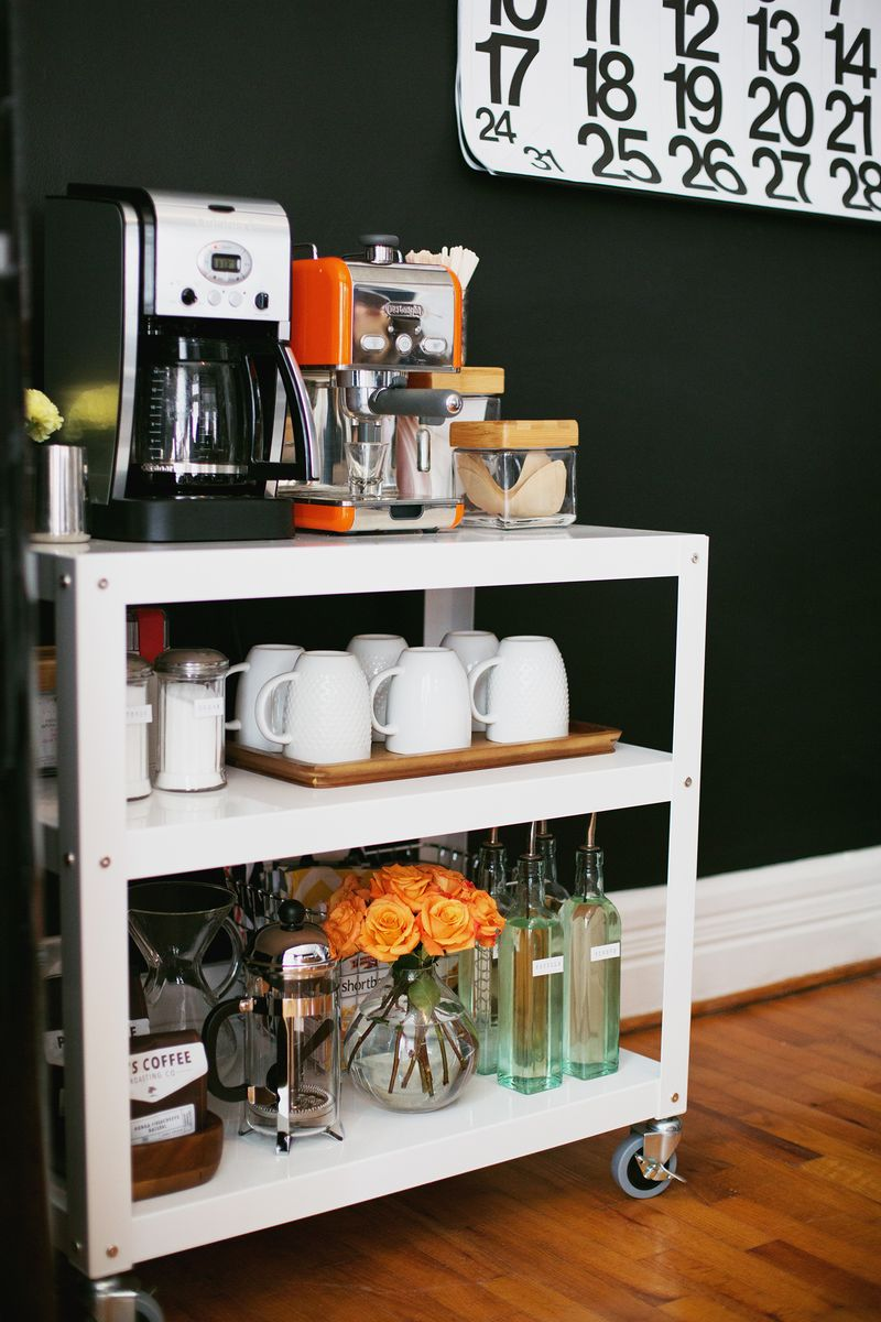 Coffee Station 7 Charming Diy Coffee Stations For Your Home